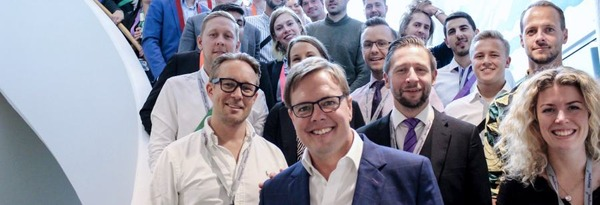 IT Security Specialist to Winningtemp in Stockholm