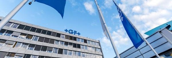 Teknisk säljare VA Industri till Georg Fischer
