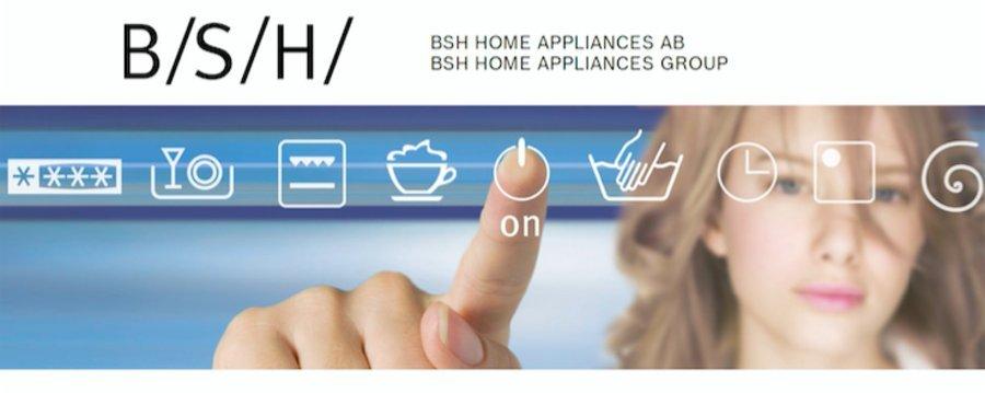 Kundtjänst inom säljstöd, BSH Home Appliances