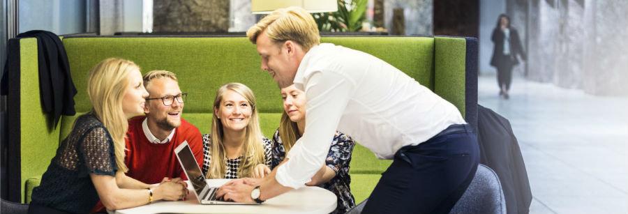 Fullstackutvecklare till SEB i Stockholm