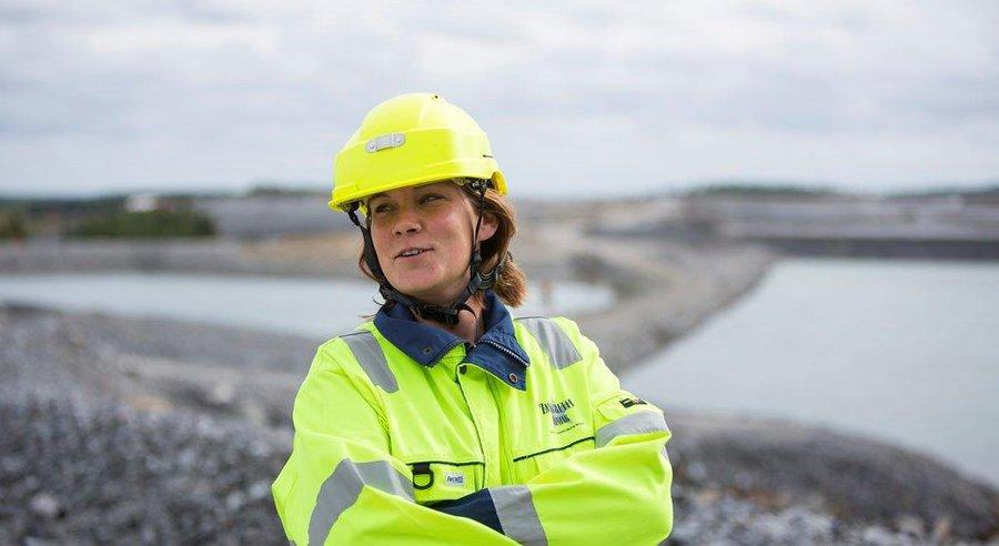 Bergmekaniker till Zinkgruvan Mining