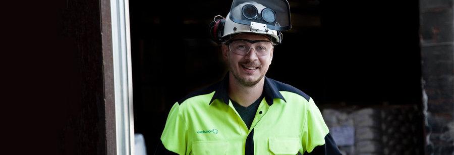 Projektingenjör till Outokumpu i Degerfors