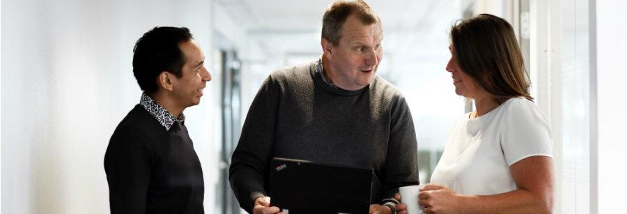 Master Data Management Consultant to Permobil