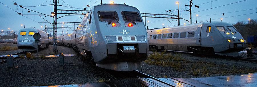 Produktionsplanerare till EuroMaint Rail Göteborg