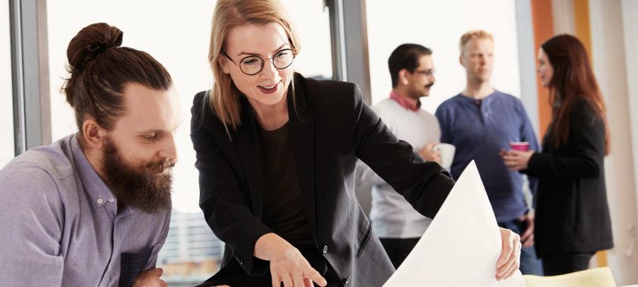 HR Business Partner till Projektengagemang