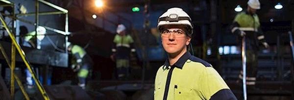 Ingenjörstrainee till Outokumpu i Torshälla