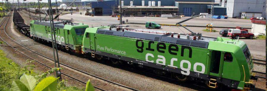 Transportkoordinator till Green Cargo i Hallsberg