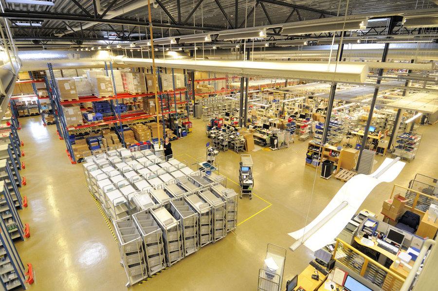 Produktionschef för Logistikapoteket till Tamro