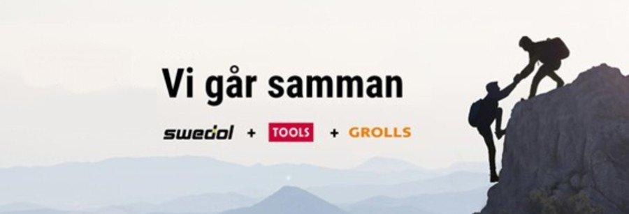 Medarbetare med sömnadsbakgrund till Swedol-TOOLS