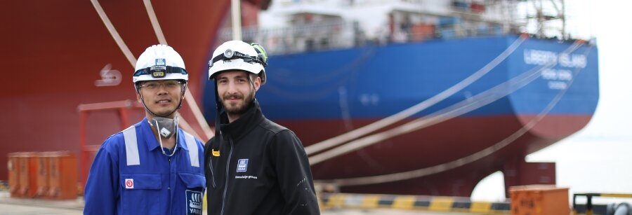 Tech Engineering Lead to Yara Marine Technologies