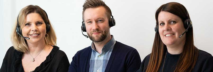 Norsktalande kundtjänst till Memira i Stockholm