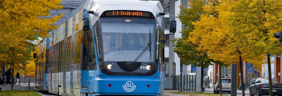 Administratör till Arriva i Stockholm