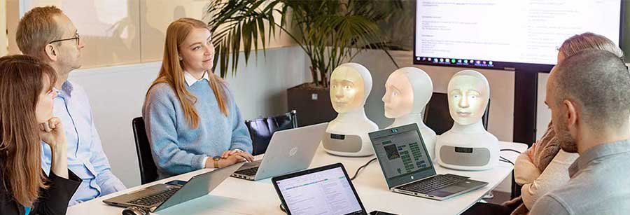 Part Time Robot Test Coordinators to Tengai