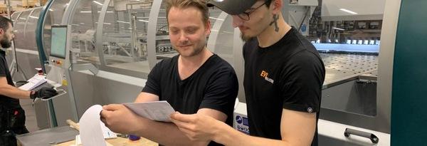 Arbetsledare inom produktion i Stockholm