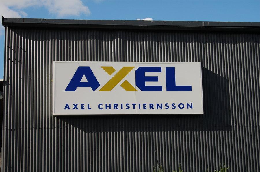 Avdelningschef till Axel Christiernsson AB