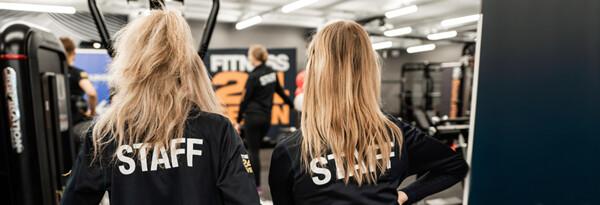 Jobba 50% på Fitness24Seven i Malmö