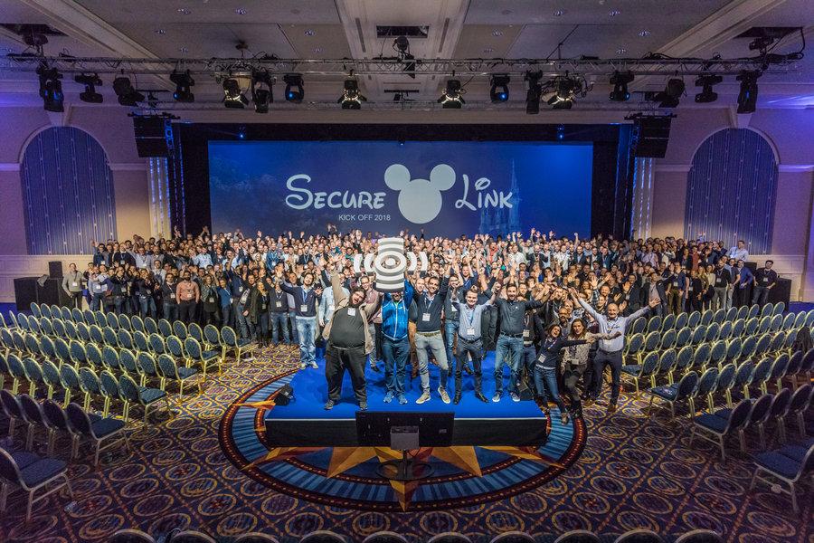 Systemutvecklare till SecureLink