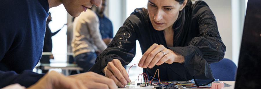 Tech career at SEB: AI Integration Developer