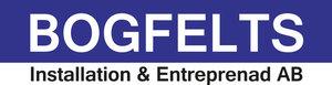 Bogfelts Installationer & Entreprenader AB