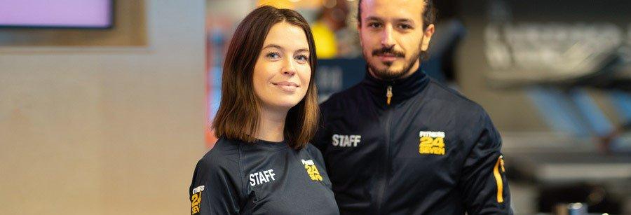 Jobba deltid på Fitness24Seven i Malmö och Skåne