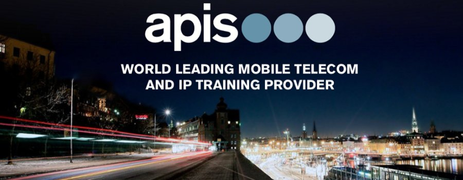 3GPP Instructor to Apis Training in Stockholm