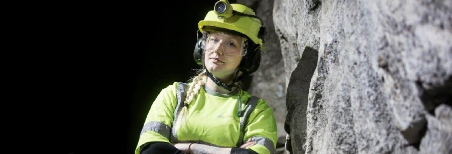 Geolog till Zinkgruvan Mining AB