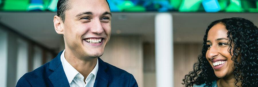 Tech-karriär på SEB: Datadriven utvecklare