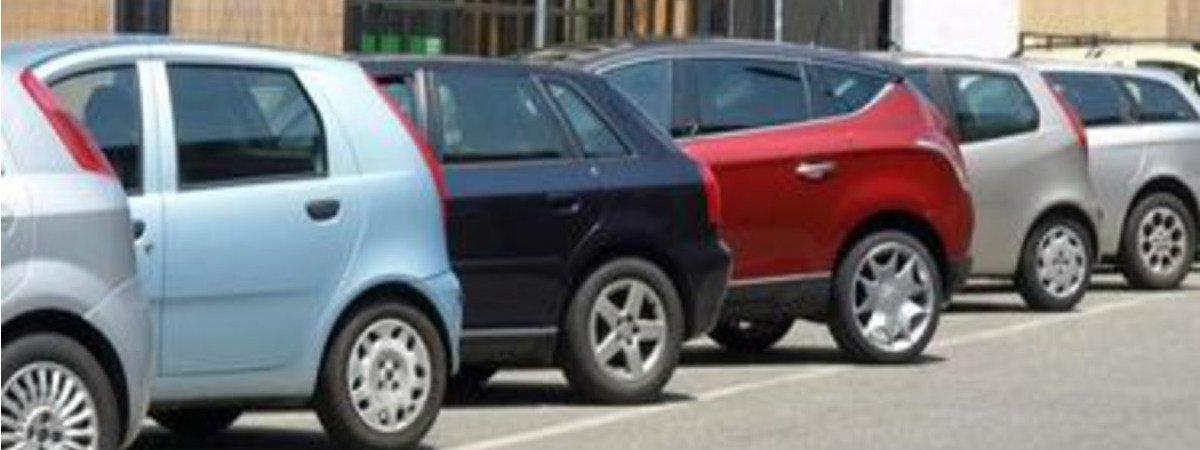 Parkeringstjänst Väst
