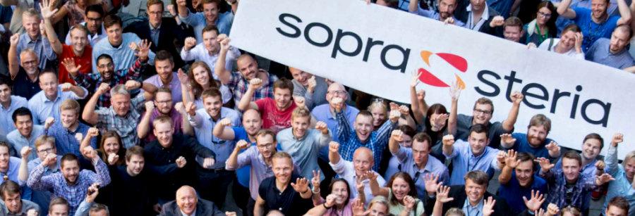 Konsult inom .NET/C# till Sopra Steria i Stockholm