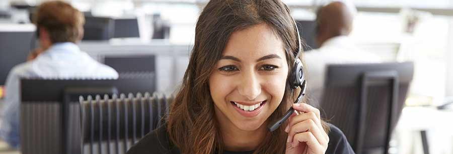 Kundtjänst / receptionist till finansbolag