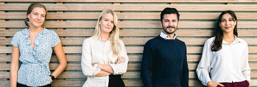SEB trainee: Marketing Analyst in Stockholm