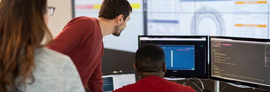 Nätverks- & IT-säkerhetstekniker