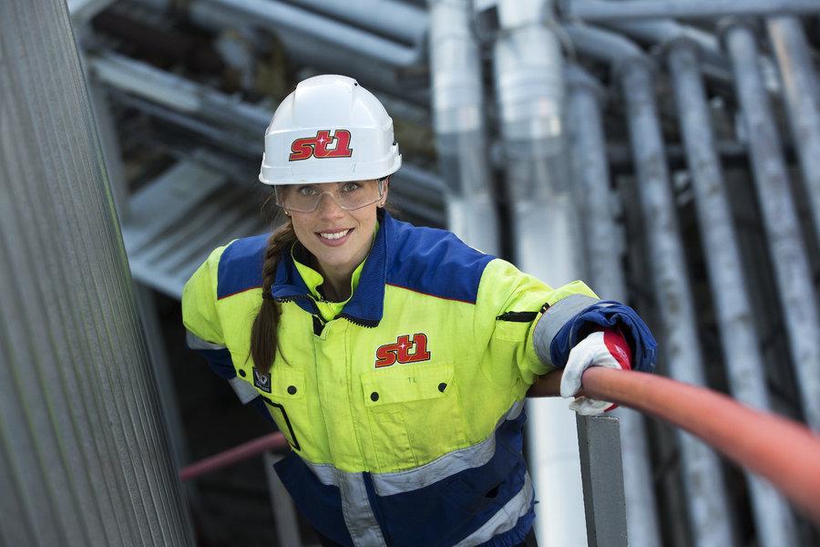 St1 Refinery söker drifttekniker till Göteborg