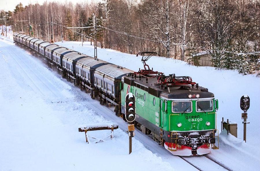 Driftområdeschef Nord till Green Cargo