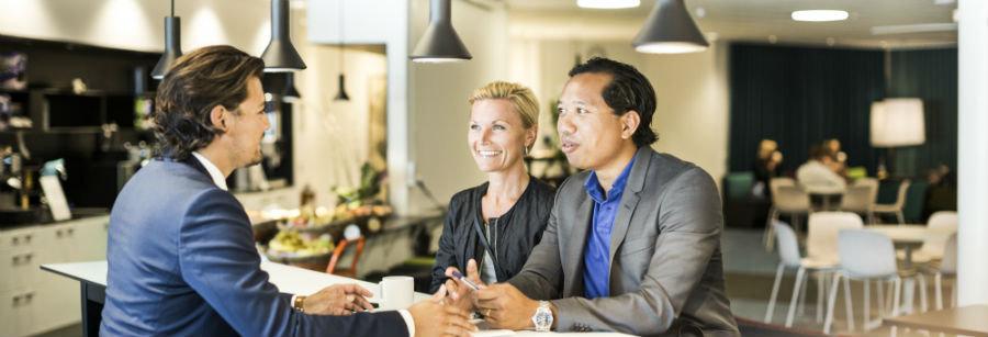 Tech career at SEB: Business Process Developer, IT