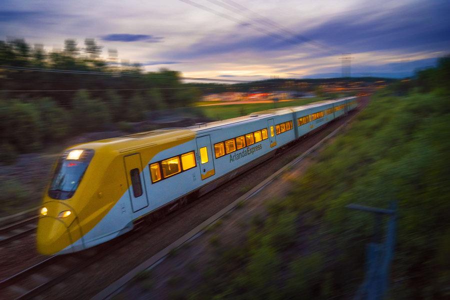 Fordonschef till Arlanda Express