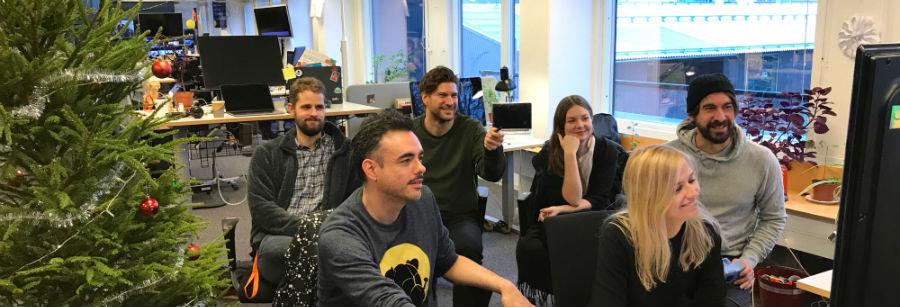 JavaScript developer at SVT Play, Stockholm