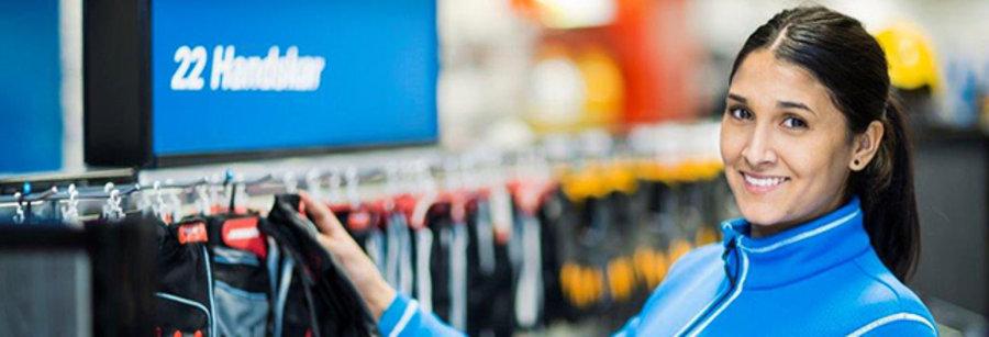 Butikschef till Ahlsell i Eskilstuna