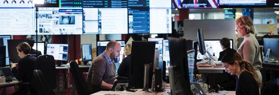 Distributionsanalytiker till Expressen i Stockholm