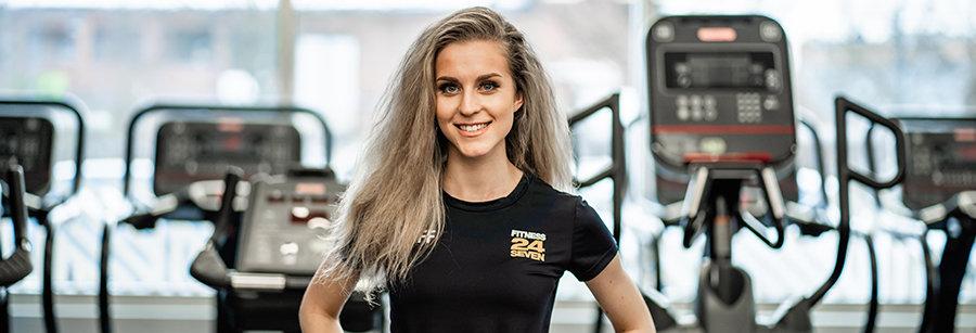 Deltid 40% på Fitness24Seven i Mölnlycke Centrum