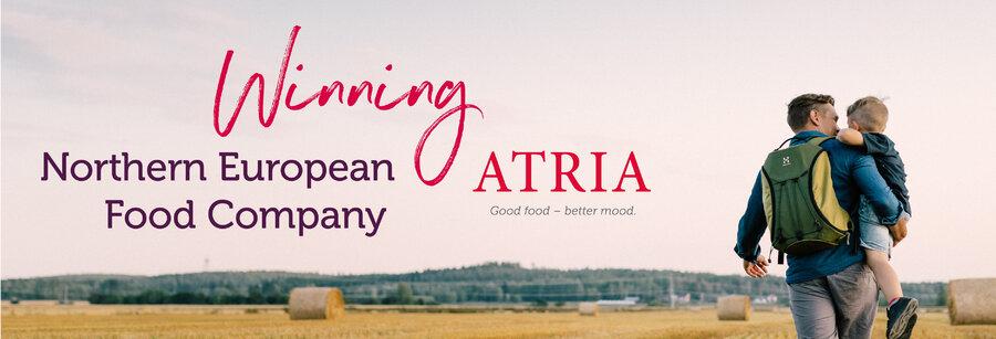 Bred roll som utvecklare till Atria