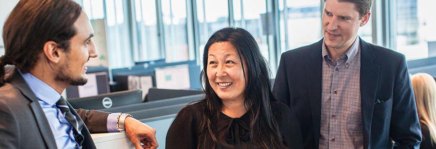 Nytänkande rekryterare till TNG i Stockholm