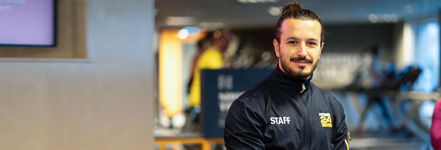 Jobba deltid på Fitness24Seven i Staffanstorp