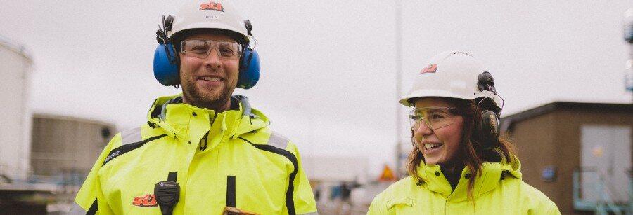 HR Konsult till St1 Refinery AB i Göteborg