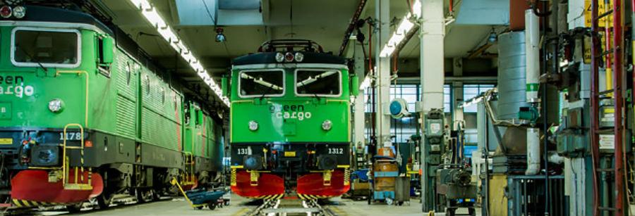 Lokreparatör till Green Cargo i Eskilstuna