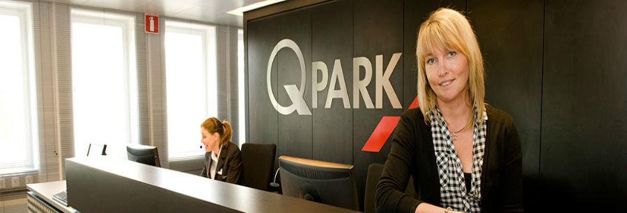 Regionchef Närke / Värmland Q-Park AB