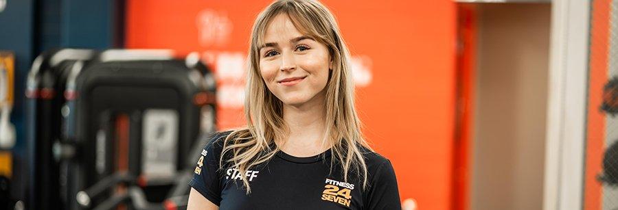 Jobba deltid på Fitness24Seven i Spånga