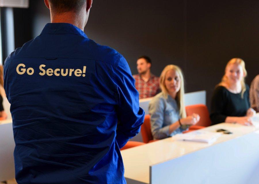 Team lead till SecureLink i Malmö