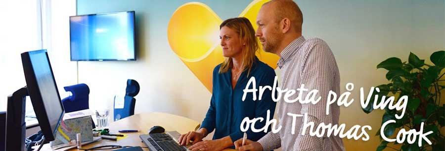 VING/Thomas Cook söker Webbanalytiker, Stockholm